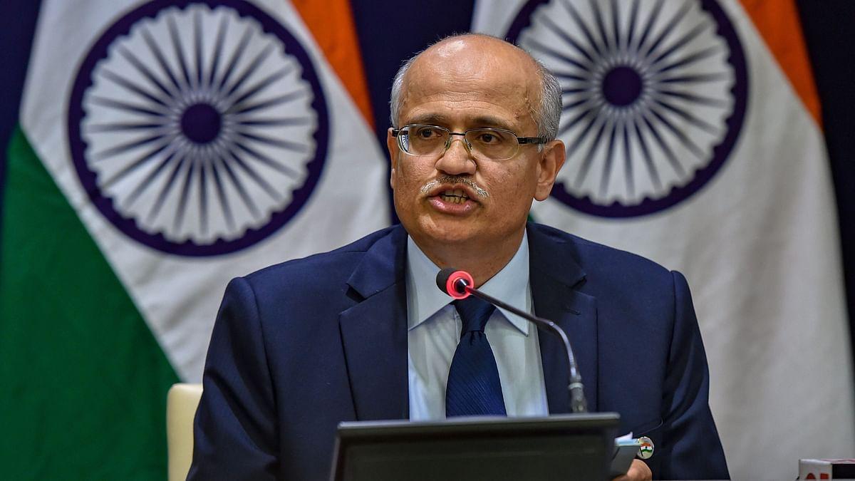 Foreign Secy Vijay Gokhale to Visit China; Azhar, BRI on Agenda