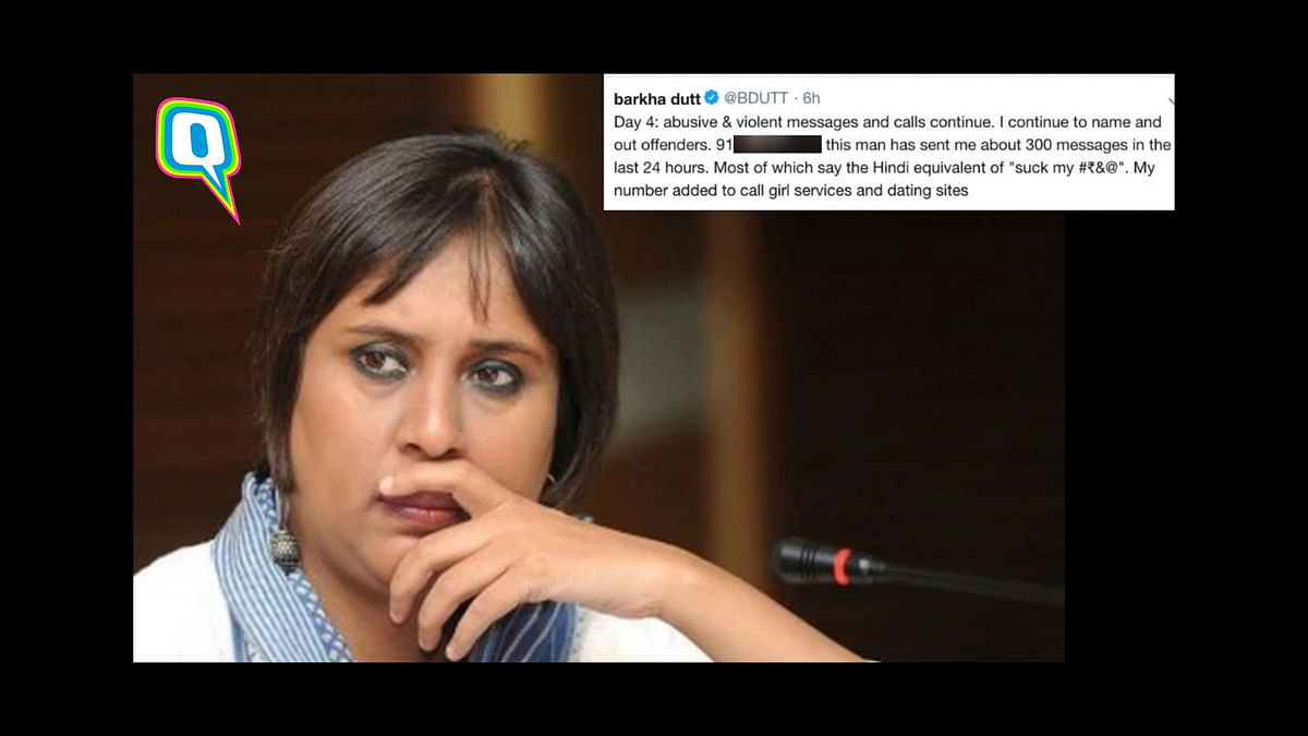 The World of Uninvited 'D*ck Pics': Barkha Dutt is Everywoman