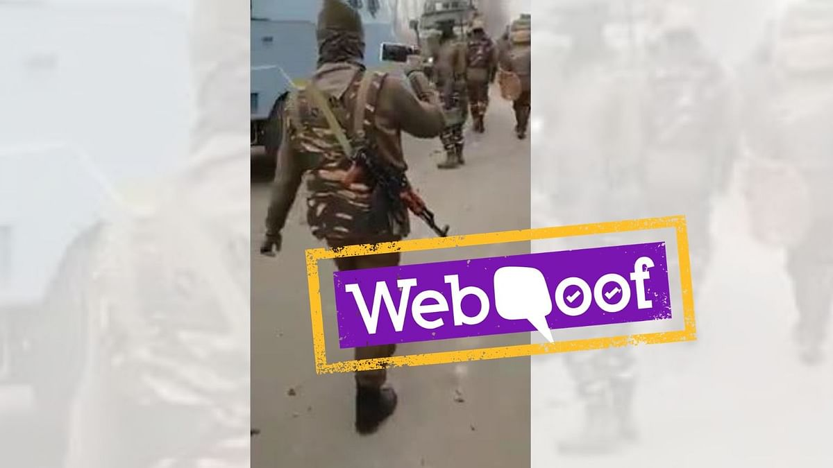 Old Video of Army Killing 'Terrorists' Resurfaces Post Pulwama