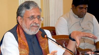 'It's a 7-Star Hotel': Sushil Modi on Bungalow Vacated by Tejashwi