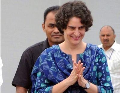 Priyanka Gandhi. (File Photo: IANS)