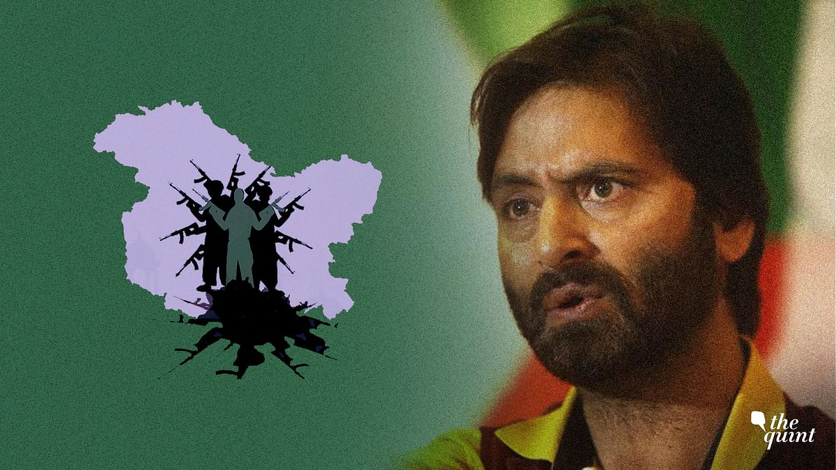 Holding Yasin Malik Liable Is 1st Step to Curbing Terrorism in J&K