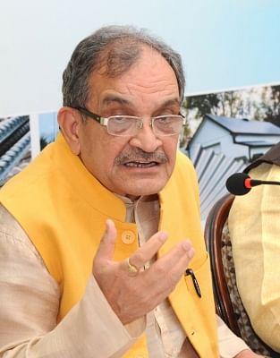 Chaudhary Birender Singh. (Photo: IANS)