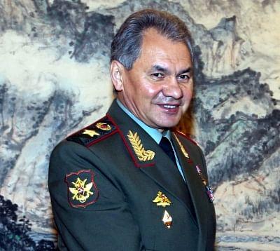 Sergei Shoigu. (File Photo: IANS)