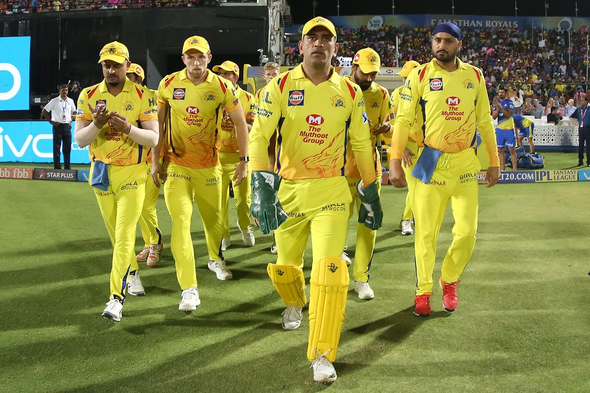 MSD's Midas Touch: CSK's Maximum Return on Minimum Investment