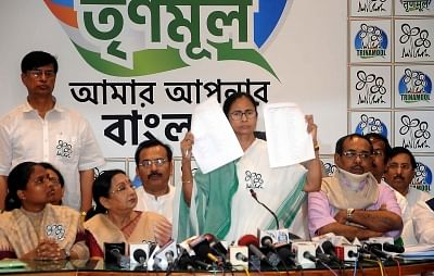 Glamour, surprise in Trinamool list, 10 MPs axed