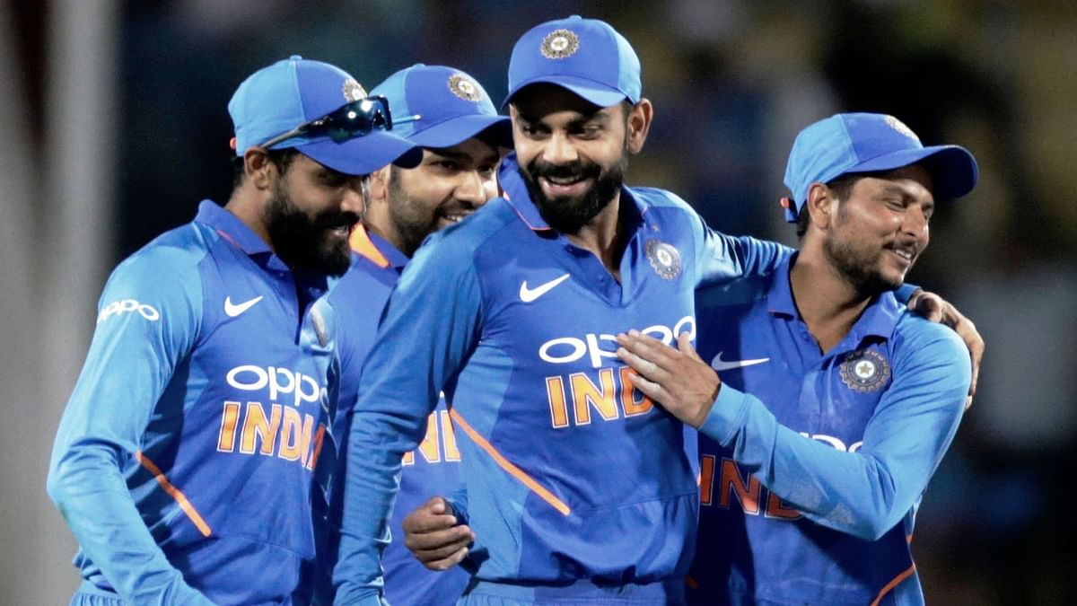 India Win Last-Over Thriller vs Australia to Register 500 ODI Wins