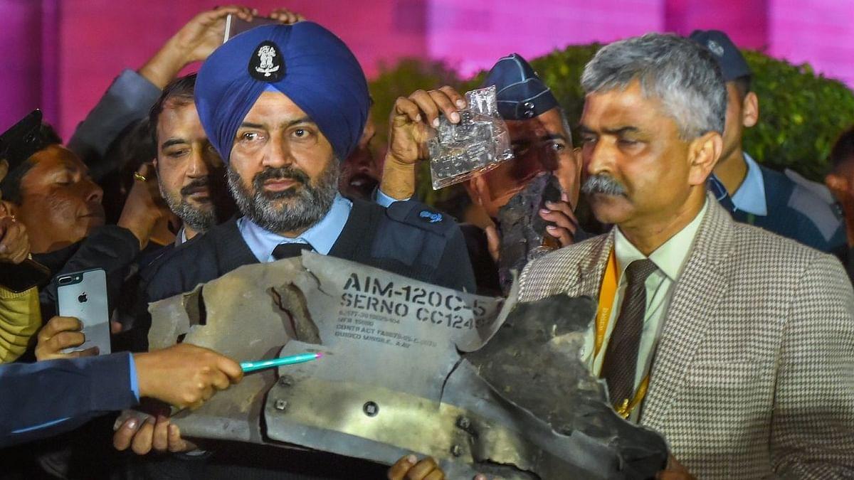 US Seeks Info on Pak's Potential Misuse of F-16 Jets Against India