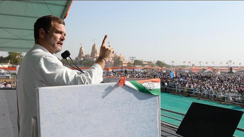 Rafale Row: Anil Ambani Can't Even Make a Paper Plane, Says Rahul