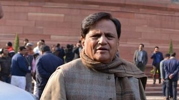 Congress MP Ahmed Patel.
