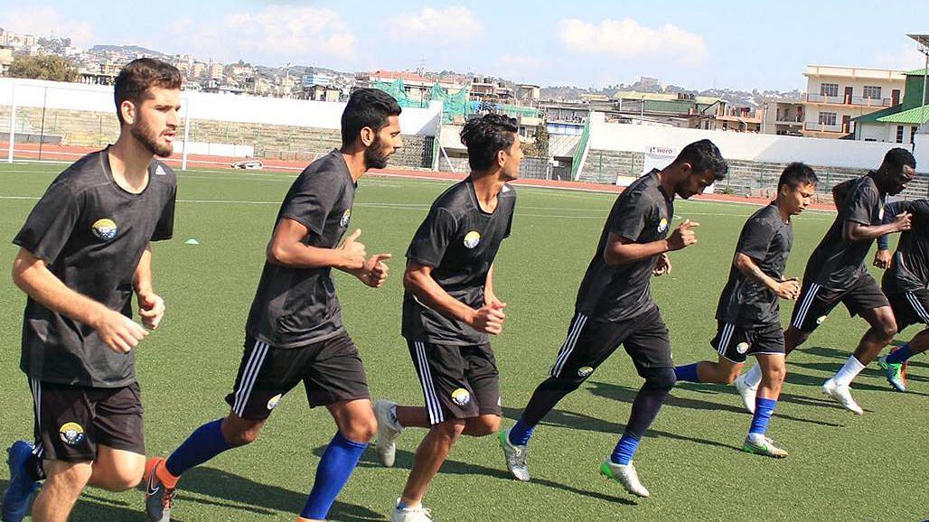 Real Kashmir Insist on Playing Re-Match vs Minerva in Srinagar