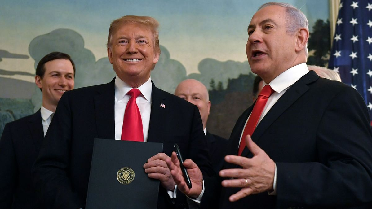 Trump Peace Plan Delights Israelis, Enrages Palestinians