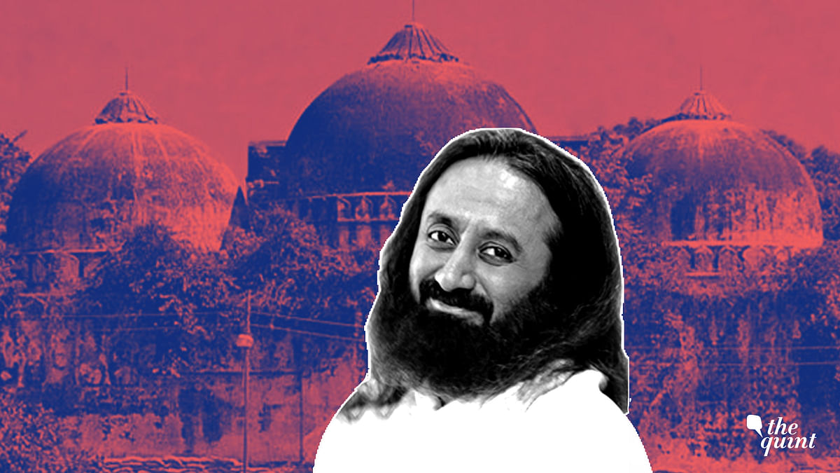Ayodhya Case: Appointing Sri Sri Undermines Meaningful Resolution