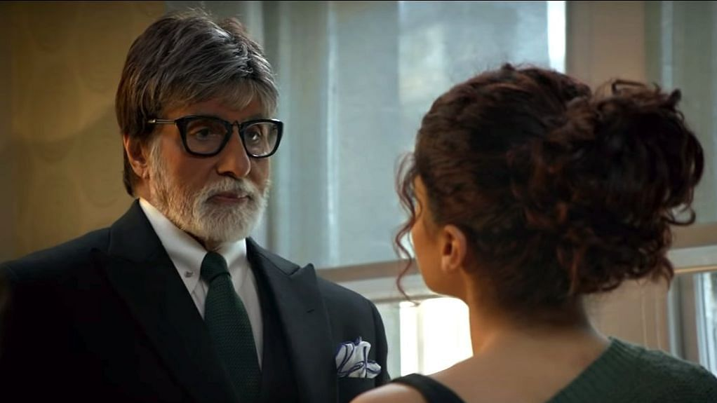 Amitabh, Taapsee and Mystery Fans Will Love 'Badla'