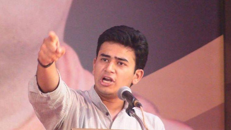 Tech-Savvy Swayamsevak Tejasvi Surya Set to Replace Ananth Kumar