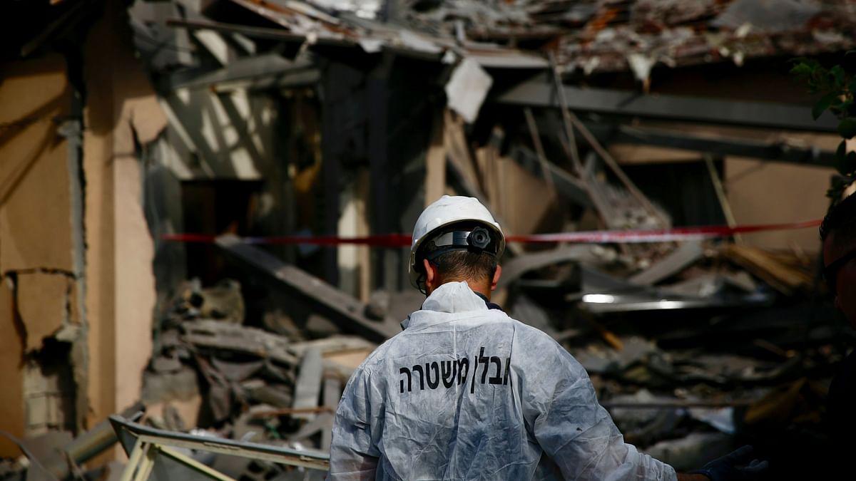 Netanyahu Cuts Short US Visit as Gaza Rocket Attack Destroys House