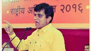 Maha Minister Anil Parab Files Defamation Suit Against BJP's Kirit Somaiya