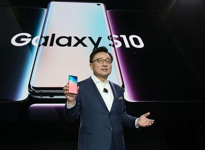 DJ Koh, head of Samsung Electronics Co.