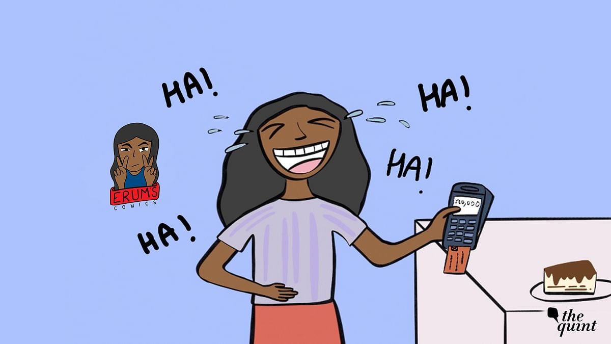 Erum's Comics: When You Buy Something, But Aukaat Gets in the Way