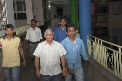 Subhash Velingkar. (Photo: IANS)