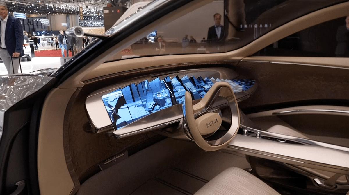 'Imagine' by Kia Concept Car