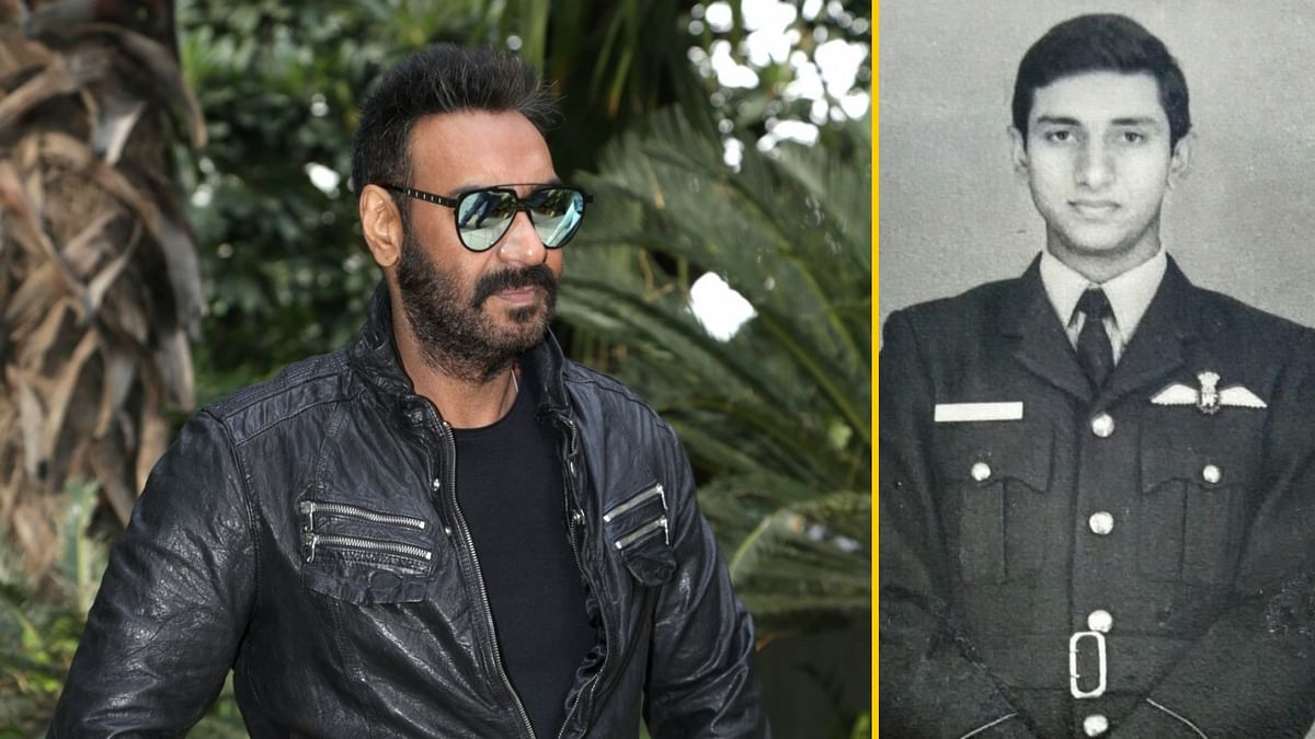 Ajay Devgn to Play IAF Pilot  in Film on 1971 Indo-Pak War