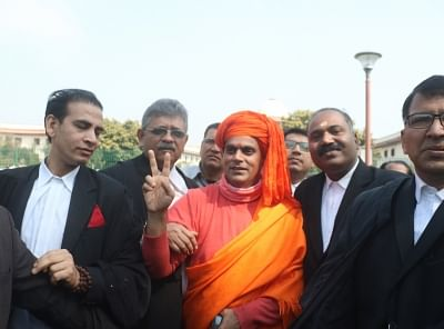 The 3 mediators on Ayodhya title dispute