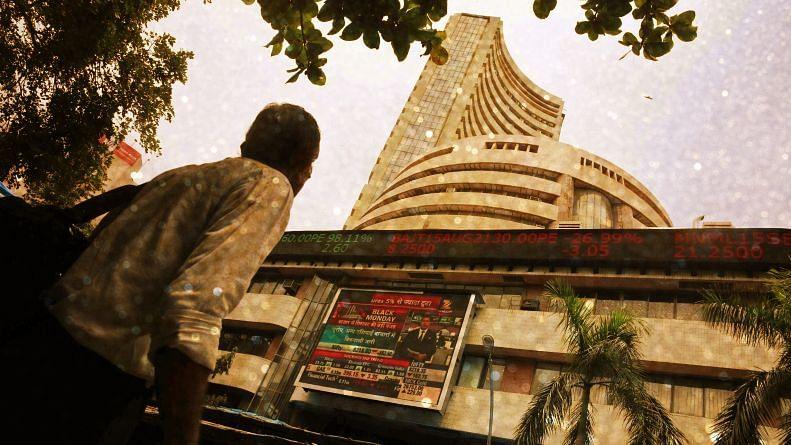 File photo of Bombay Stock Exchange (BSE).