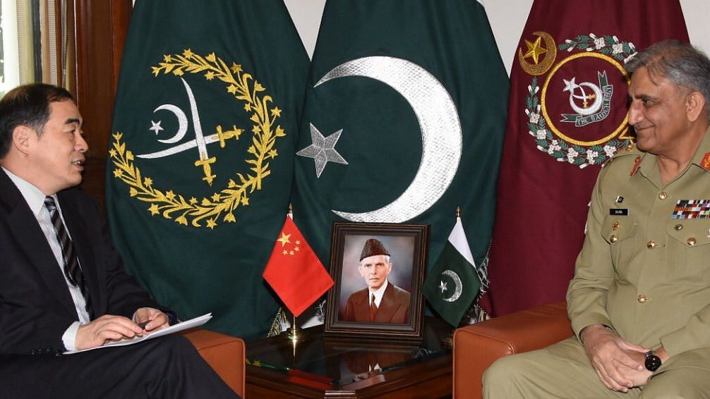 """""""We hope that Pakistan and India will maintain friendly relations,"""" China's vide foreign minister told media."""