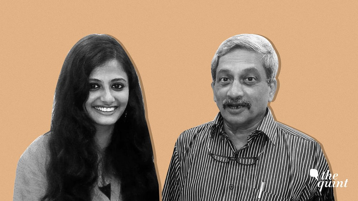 A large part of my experience covering Goa Elections 2017 was trailing Mr Parrikar, who was the Raksha Mantri at the time.