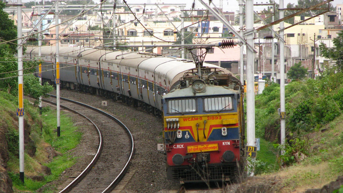 The travel time of the Deccan Queen Express has been shortened by half an hour.