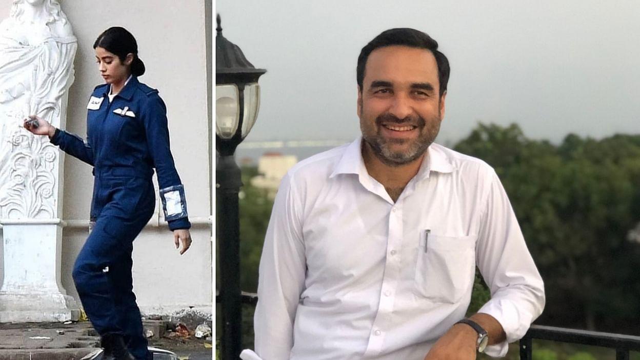Pankaj Tripathi Joins Janhvi Kapoor In Gunjan Saxena Biopic