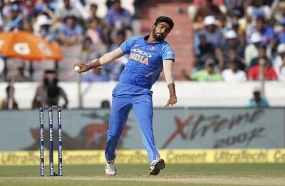 Jasprit Bumrah. (Photo: Surjeet Yadav/IANS)