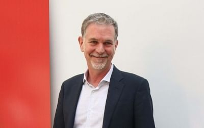 Netflix CEO Reed Hastings