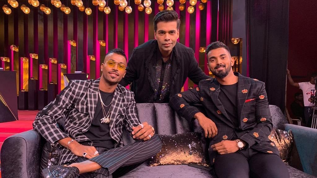 Both Hardik Pandya and KL Rahul were sent home from the tour of Australia following their controversial remarks on a <i>Koffee With Karan </i>episode.
