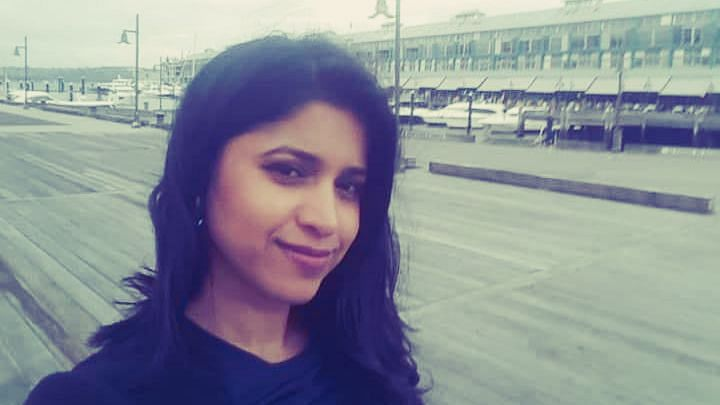 Preethi Reddy  was found murdered and her body stuffed in a suitcase in Sydney.