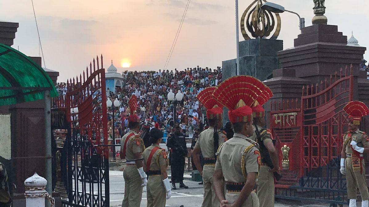 Amid Tensions, No Exchange of Eid Sweets Between BSF & Pak