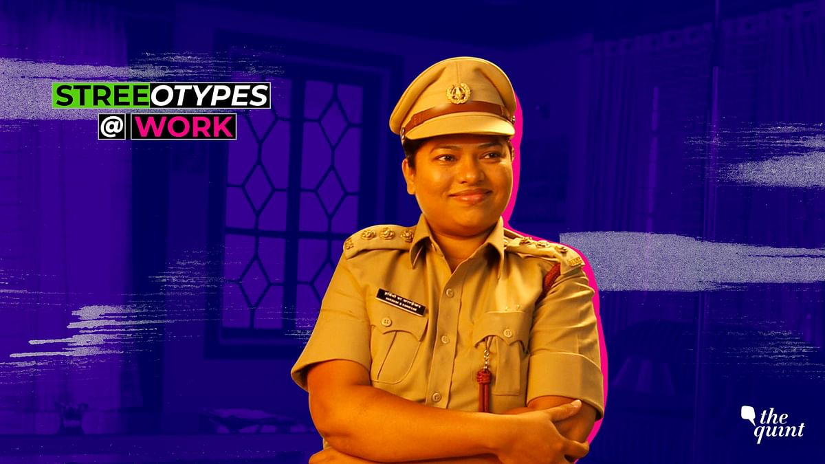 India's first woman fire engineer Harshini Kanhekar is a role model.