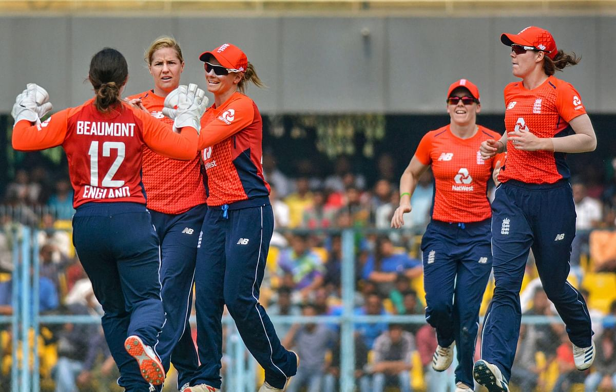 India suffered a crushing 41-run loss to England in the first T20 of the three-match series in Guwahati.