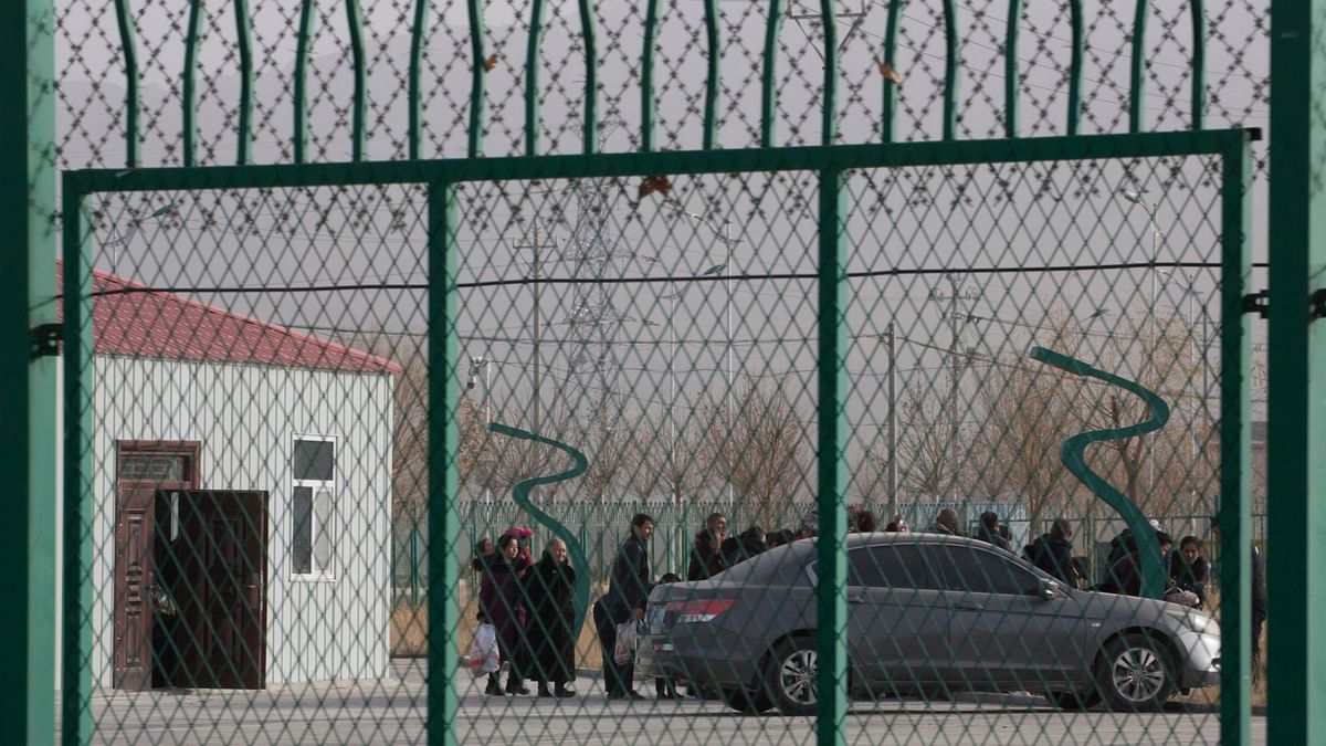 Chinese Envoy Calls Muslim Detention Centers 'Campuses'