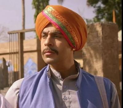 Actor Chandan Madan.