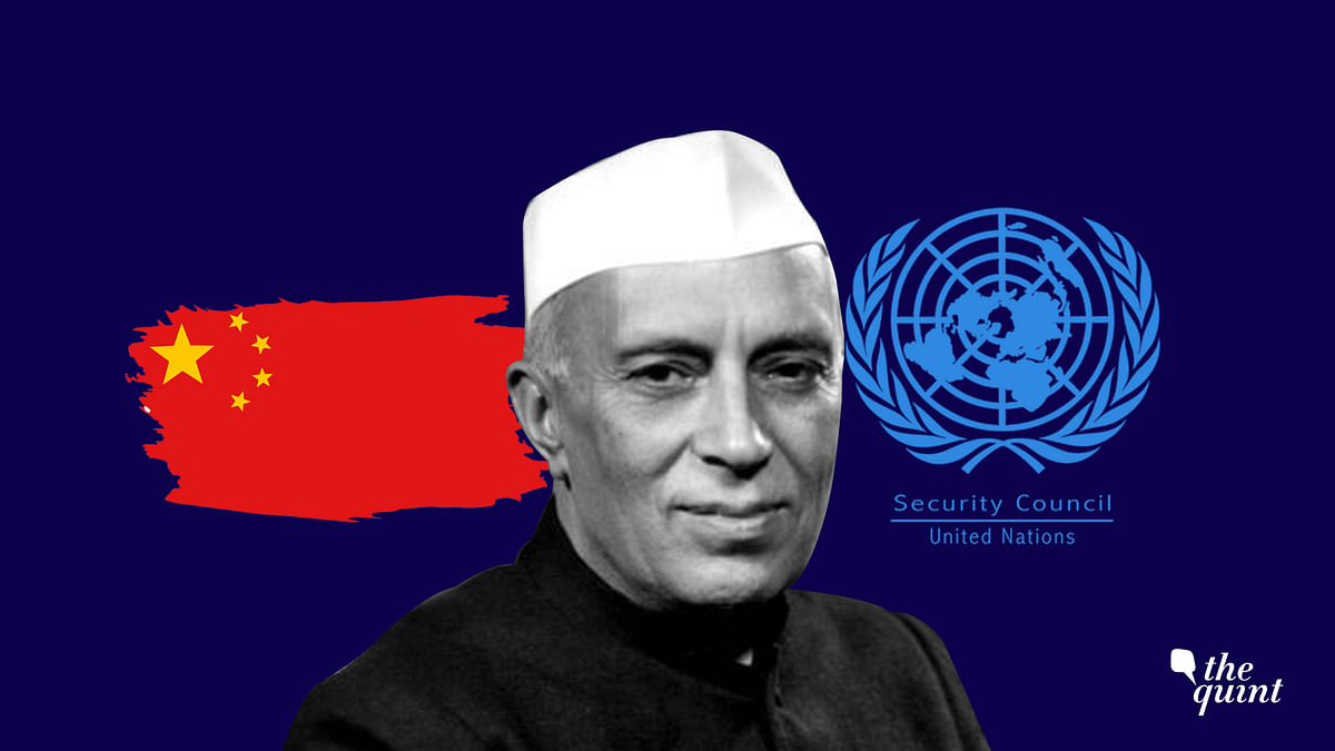 Wanna Blame Nehru for China's UNSC Membership? First, Read History