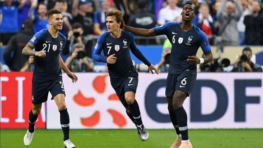 Review: Antoine Griezmann – The Making of a Legend