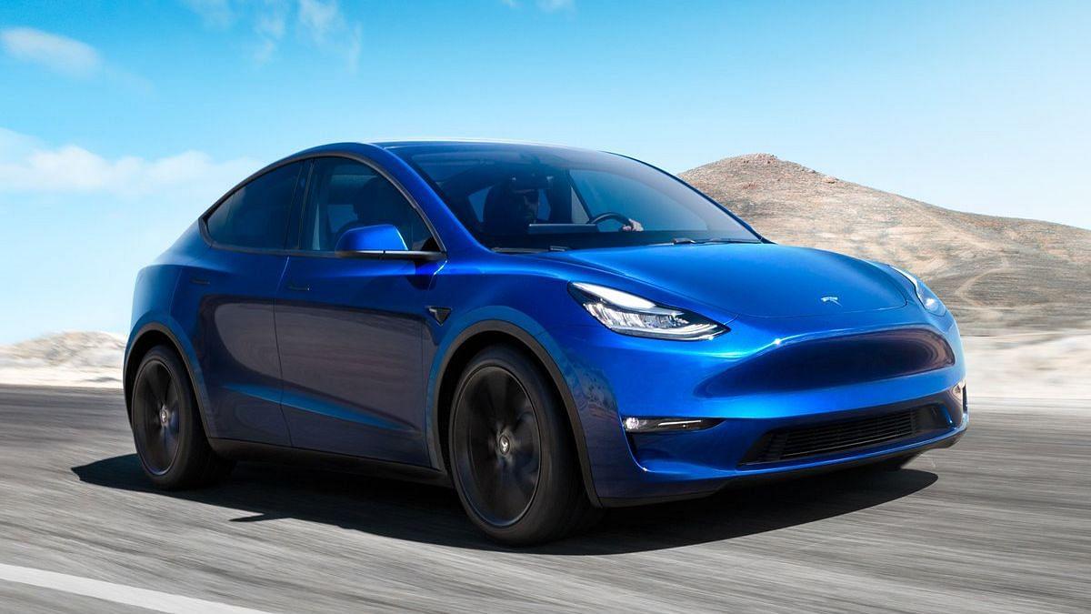 Tesla Unveils Model Y Crossover SUV Prototype Priced at $39,000