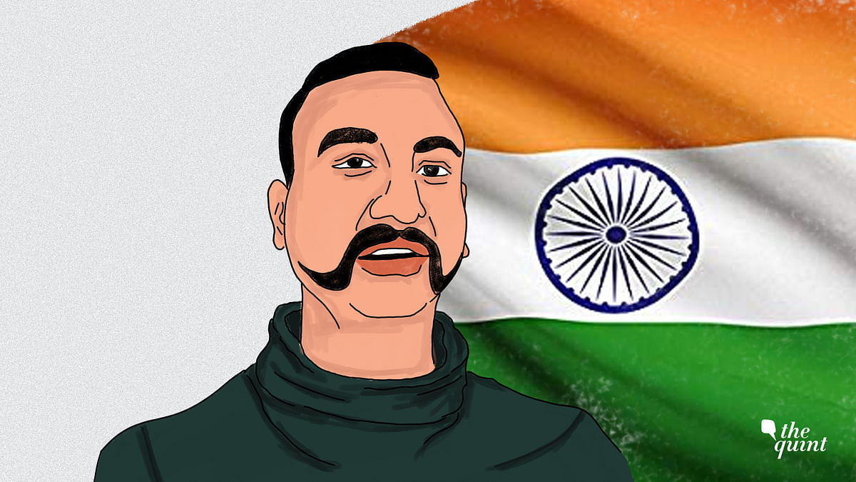 'My Brother With A Bloodied Nose': An Ode to Abhinandan's Poise