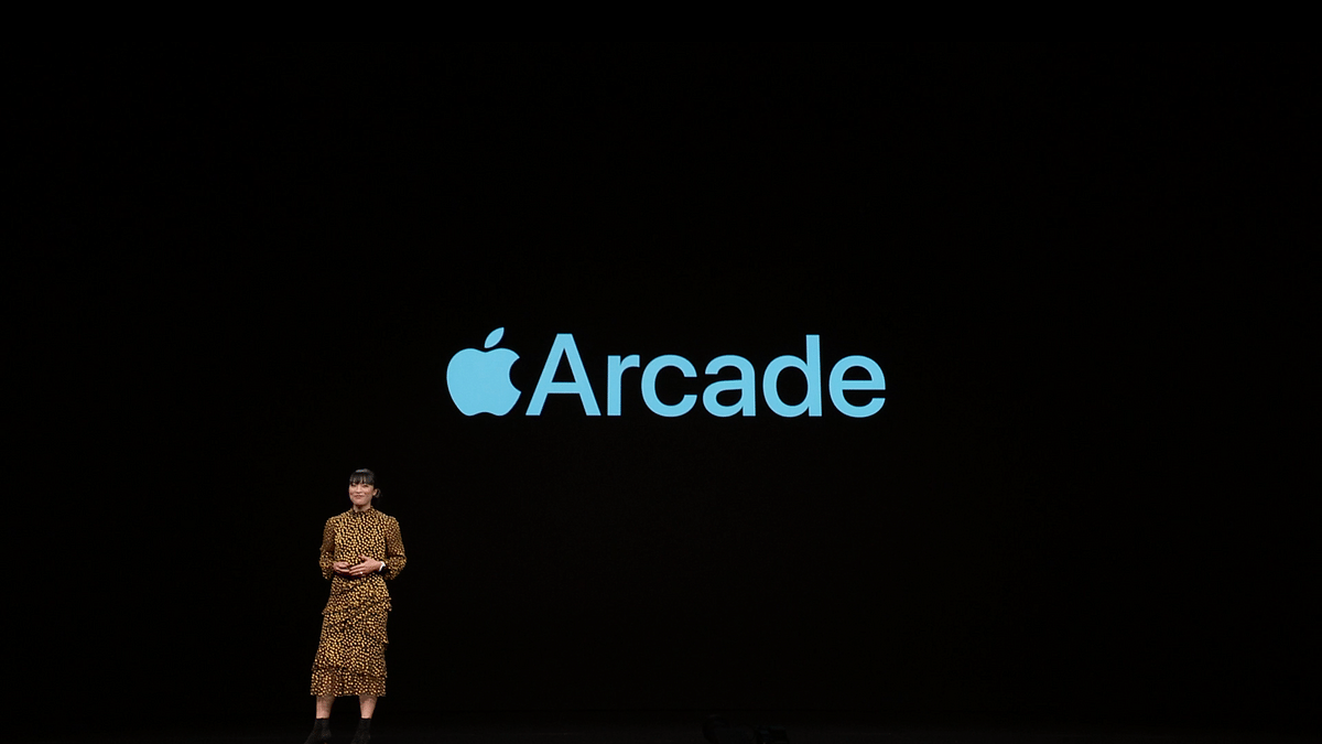 Apple Is Getting into the Premium Gaming Segment with 'Arcade'