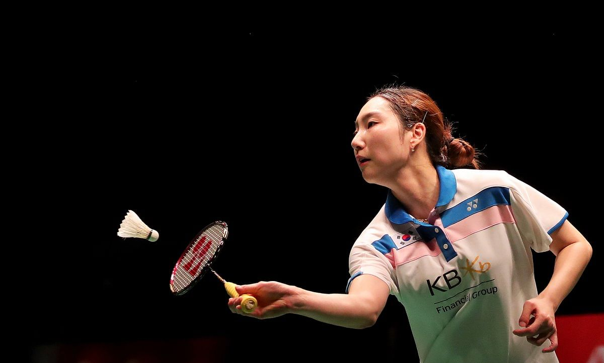 Sung Ji Hyun had trailed PV Sindhu 6-8 in career meetings ahead of their first round clash at the All England Championships 2019.