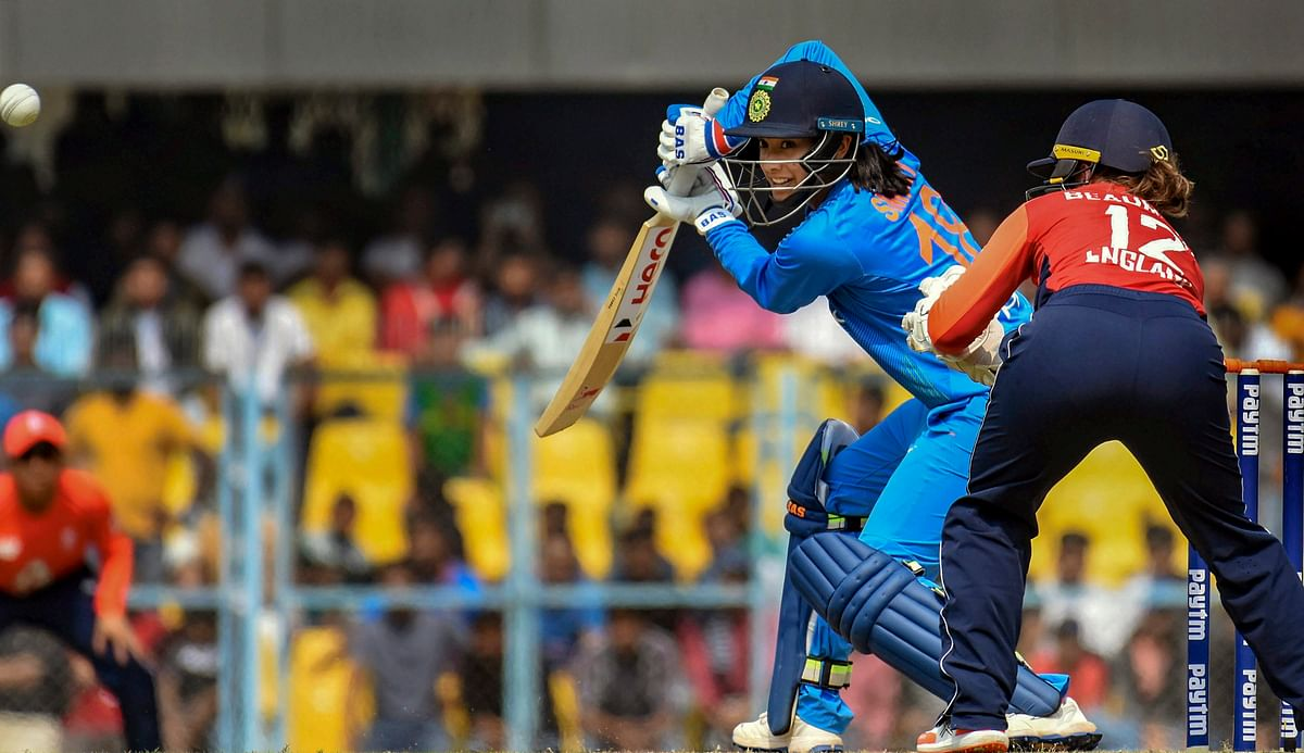 Smriti Mandhana is leading the Indian women's T20 squad in the absence of injured Harmanpreet Kaur.