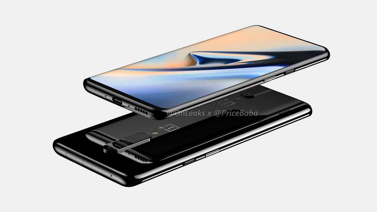 No headphone jack on the OnePlus 7.