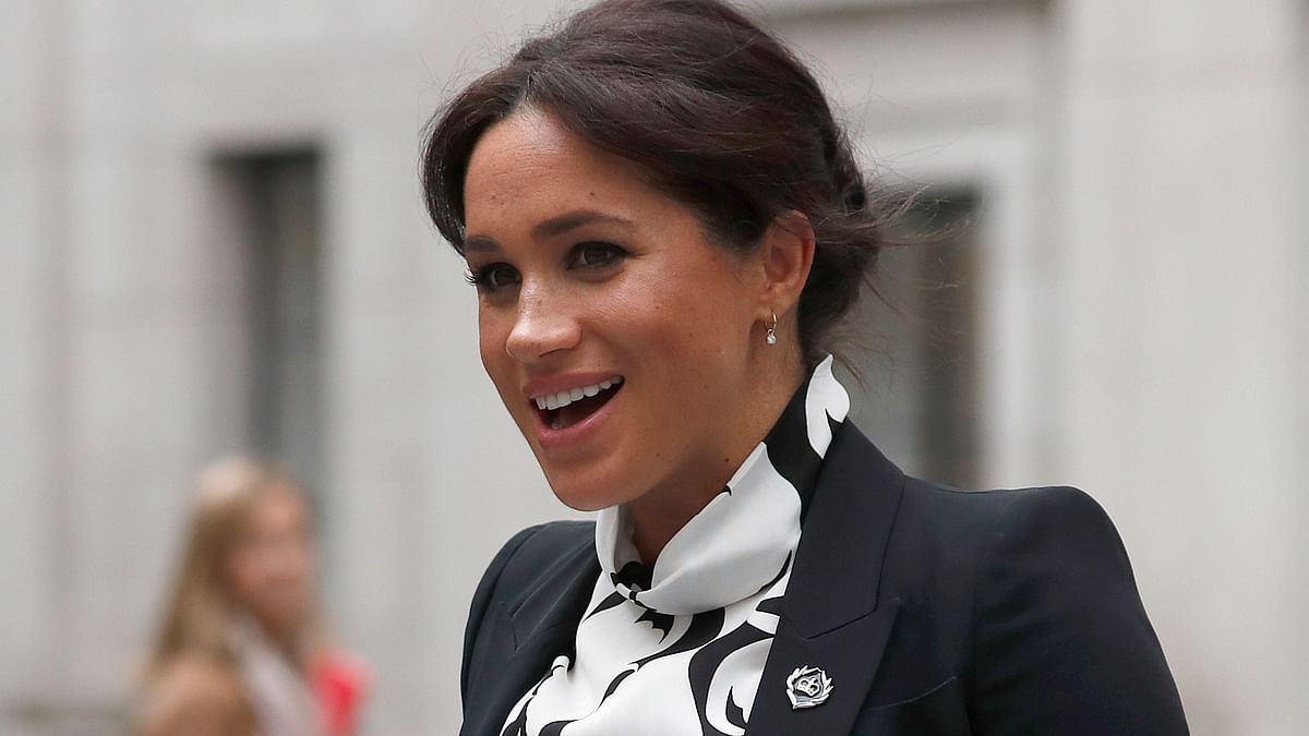 Meghan Markle Appointed as the VP of Queen's Commonwealth Trust